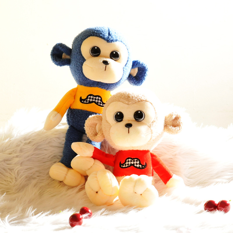 深圳必威体育app 下载地址生产厂家 猴子必威体育app 下载地址礼品 新年会礼物礼品娃娃