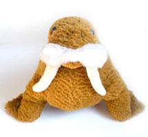 玩具定制-海象