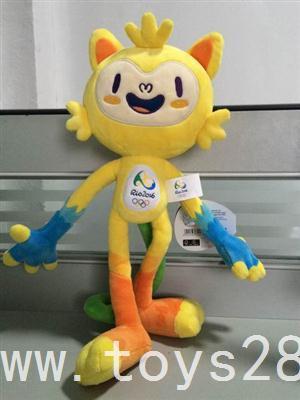 2016里约奥运会吉祥物必威体育betway777