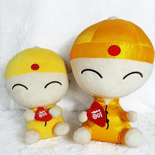 必威体育app 下载地址厂家生产中国风吉祥物必威体育betway777-唐装福宝娃娃