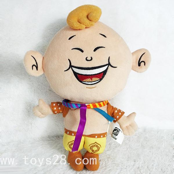 必威体育app 下载地址批发厂家定制企业广告促销礼品笑脸吉娃娃玩偶