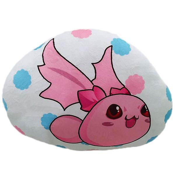 玩具厂必威体育betway777定制艾宝乐园热转异形印抱枕